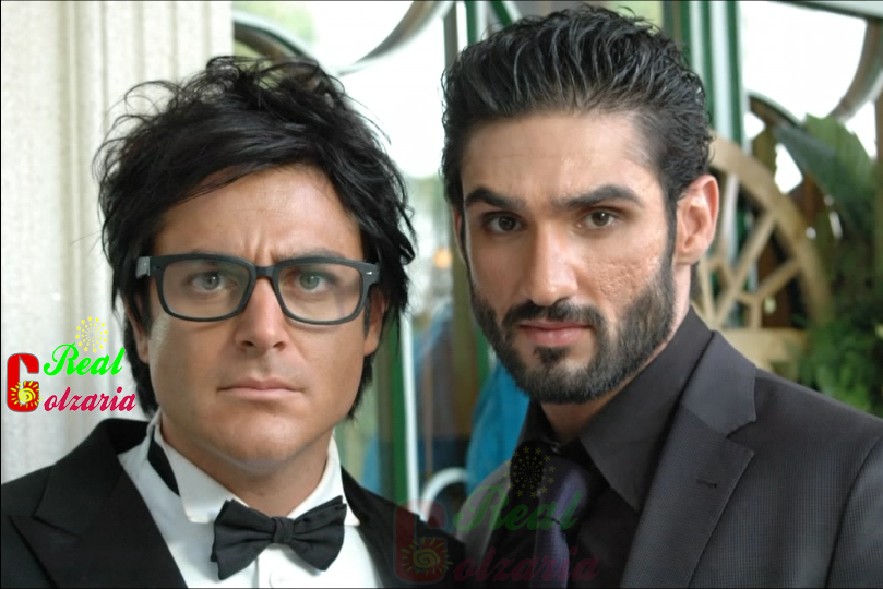 عکس محمدرضا گلزار در فیلم تو و من