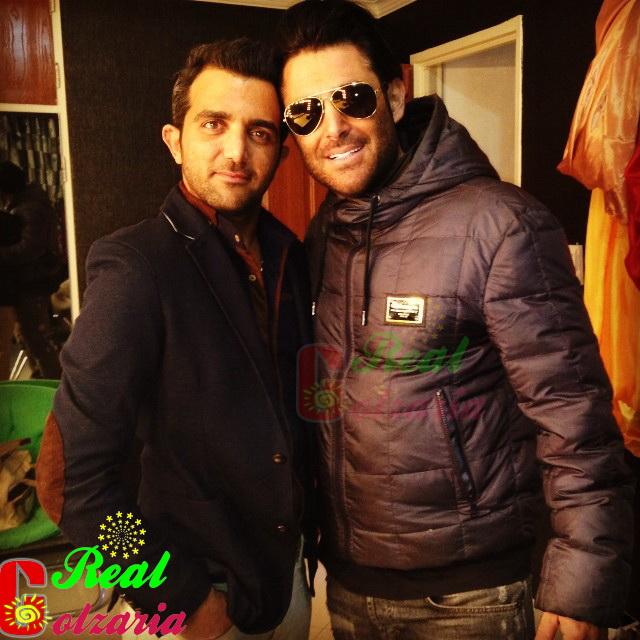 اولین لبخند زیبای محمدرضا گلزار عزیززززززززززمون بعد از جنجالهایی که باعث آزرده شدنش بود !