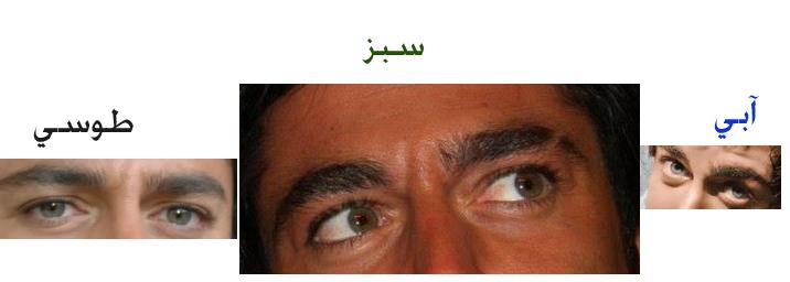 پیام محمدرضا گلزار در اینستاگرام + تبریک شب یلدا + رنگ عجیب چشم های محمدرضا گلزار